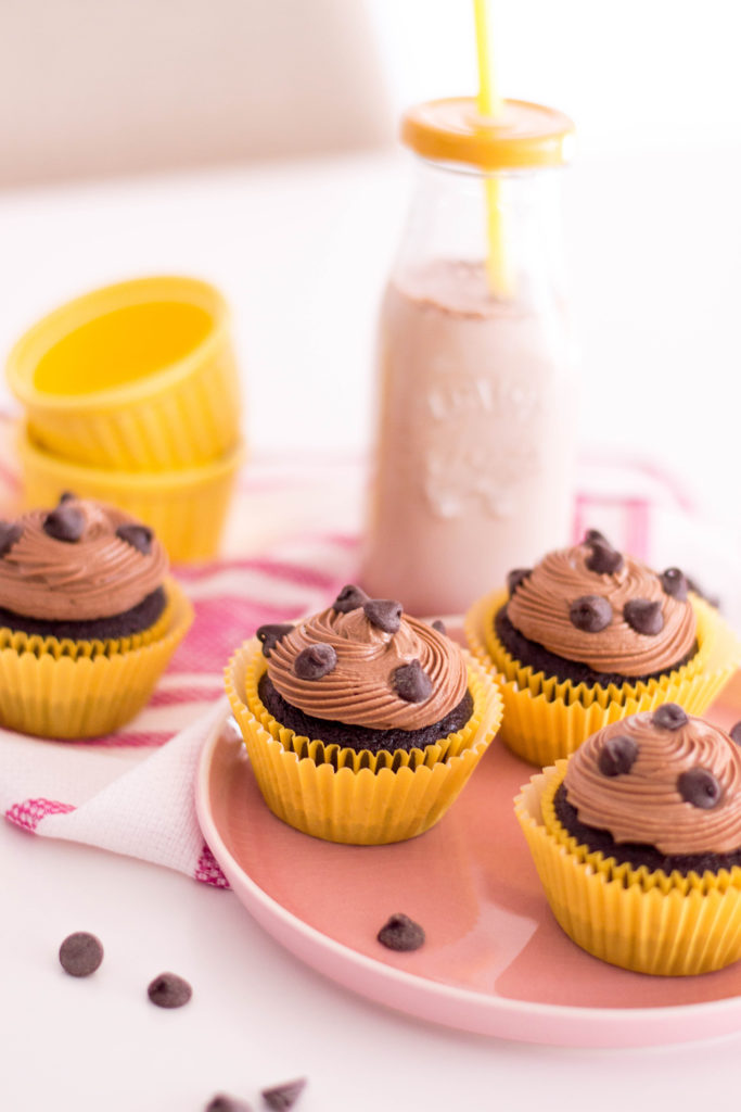 Ladies and gents, this is the only cupcake recipe you'll ever need. I present to you my Easy Chocolate Cupcake Recipe.