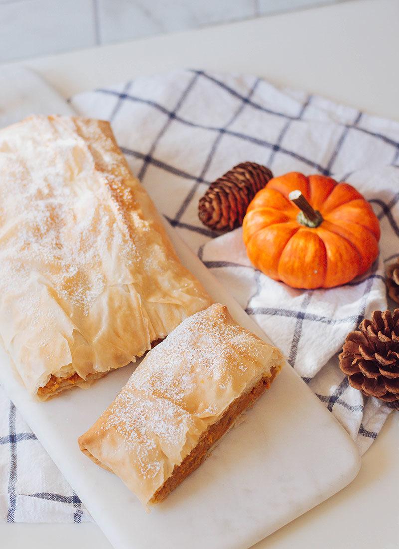 Pumpkin Pie Pastry