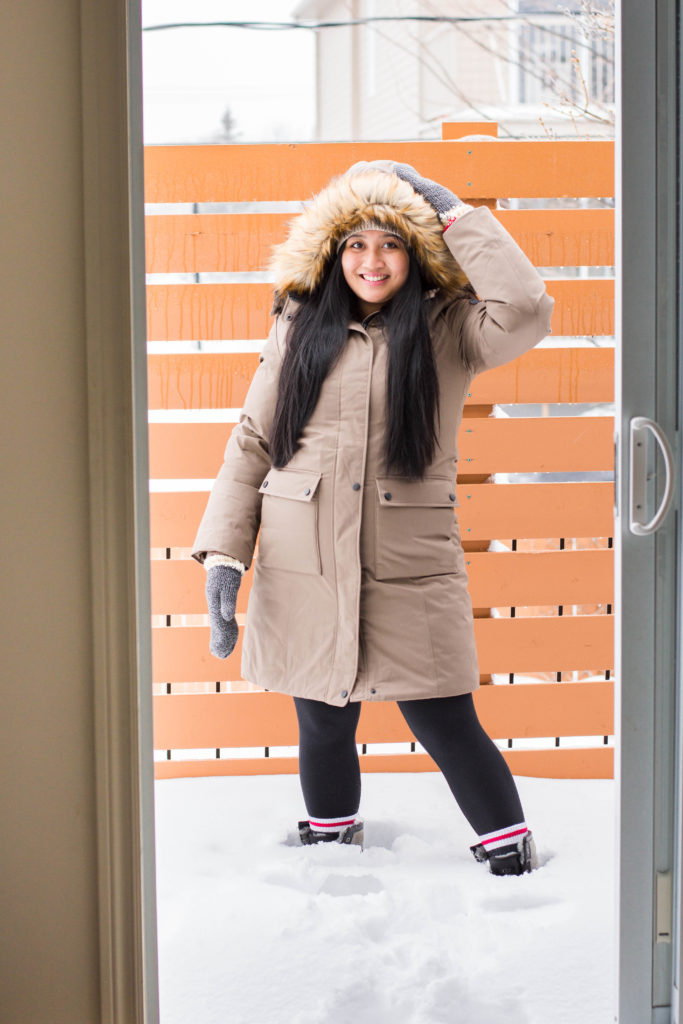 Here are some easy ways to stay fashionably warm this season. Hint: it's all about the outerwear and how you accessorize it!